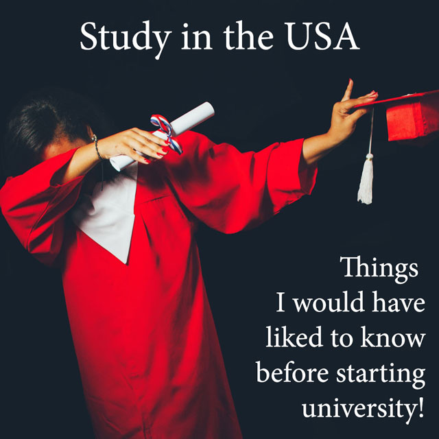 Visit Study in the USA!