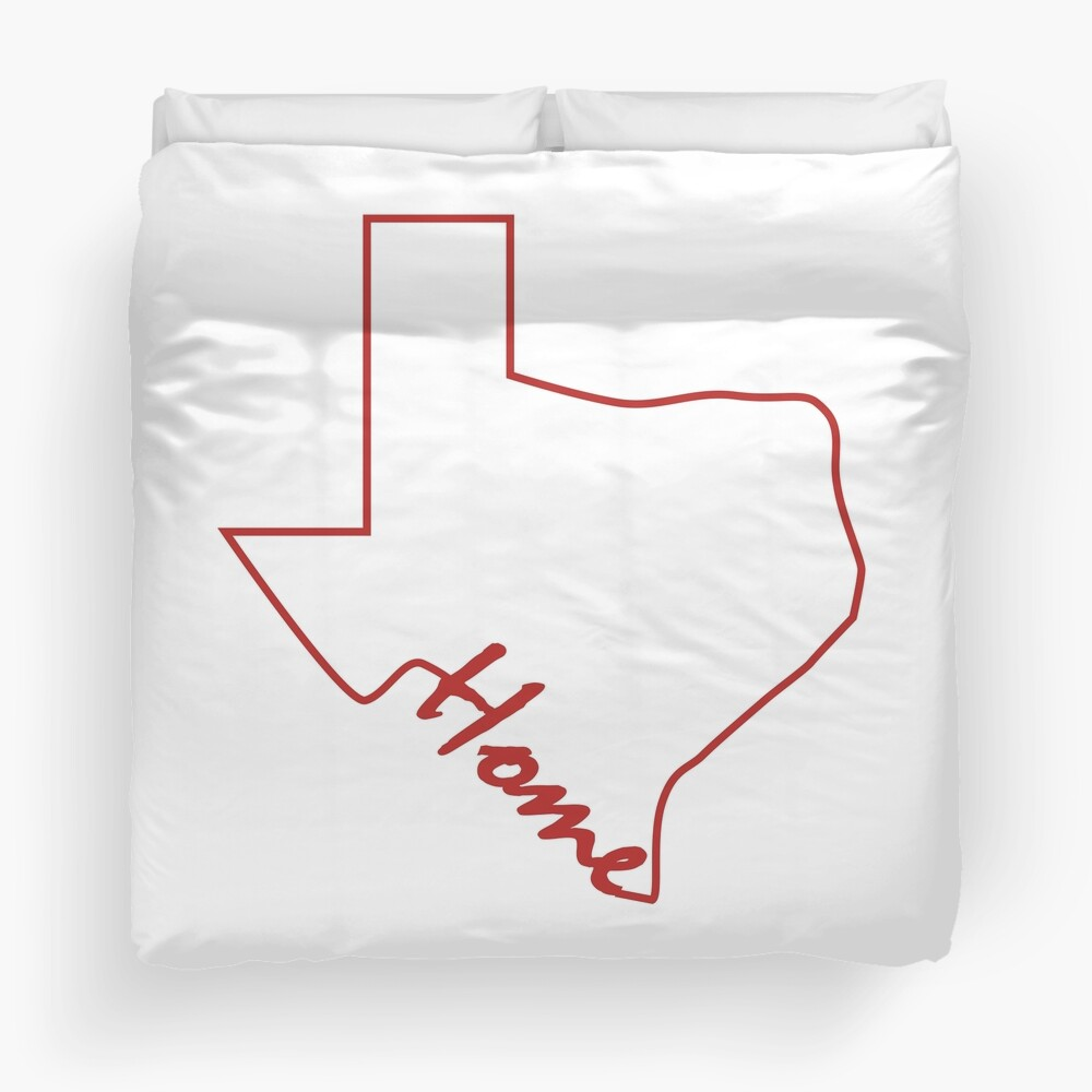 Texas State - Duvet Covert King Size